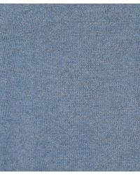 A.P.C. - Sky Blue Wool Jumper for Men - Lyst