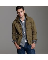 J.Crew | Green Trapper Jacket for Men | Lyst