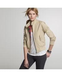 J.Crew | Natural Baracuta® G10 Slim-fit Jacket | Lyst