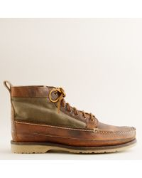 J.Crew | Brown Red Wing® Wabasha Chukka Boots for Men | Lyst