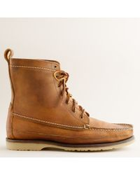 J.Crew | Brown Red Wing® For J.crew Wabasha Boots for Men | Lyst