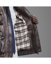 J.Crew - Brown Belstaff® Brad Jacket for Men - Lyst
