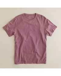 J.Crew | Purple Broken-in Tee for Men | Lyst