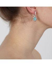 Stephen Webster - Blue Cats Eye Super Stud Earrings - Lyst
