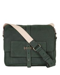 Tila March | Green Daisy Satchel Bag | Lyst