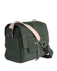 Tila March - Green Daisy Satchel Bag - Lyst