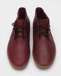 Vans | Brown Chukka Decon Ca for Men | Lyst