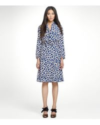 Tory Burch | Blue Brooke Dress | Lyst
