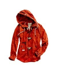 Madewell | Orange Marshall Artist™ Nautical Jacket | Lyst
