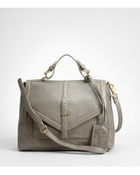 Tory Burch | Gray 797 Satchel | Lyst