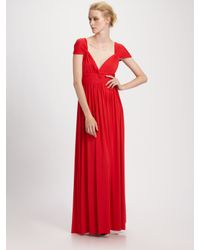 Rachel Pally | Red Jo Low-back Maxi Dress | Lyst