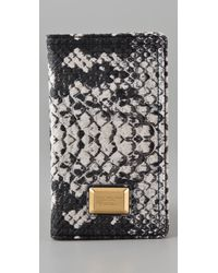 Marc By Marc Jacobs | Multicolor Supersonic Snake Travel Wallet / Passport Sleeve | Lyst