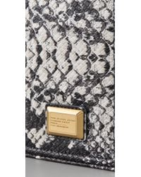 Marc By Marc Jacobs - Multicolor Supersonic Snake Travel Wallet / Passport Sleeve - Lyst