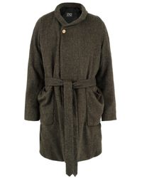 A Child Of The Jago | Bob Trotter Brown Coat for Men | Lyst