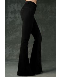 Hudson Jeans | Black High Waist Flare | Lyst