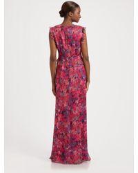 Nanette Lepore | Pink Shimmy Dress | Lyst