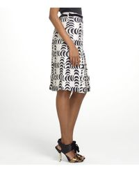 Tory Burch - White Noreen Skirt - Lyst