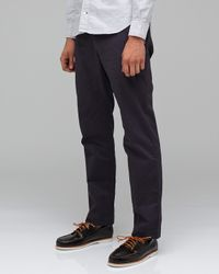 General Assembly | Blue Original Pants in Navy for Men | Lyst