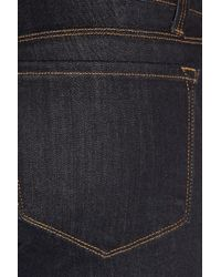 J Brand - Blue 620 Power Stretch Mid-Rise Skinny Jeans - Lyst