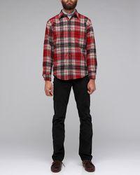 Pendleton - Red Solo Shirt for Men - Lyst