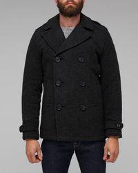 Spiewak | Gray Wilson Coat for Men | Lyst