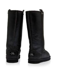 Love From Australia - Black Classic Long Nappa Boots - Lyst