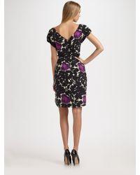 Trina Turk | Multicolor Ambrielle Printed Dress | Lyst