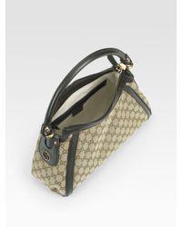 Gucci - Natural Scarlett Small Hobo Bag - Lyst