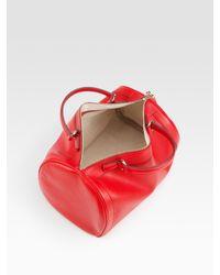 Gucci | Red Soho Boston Bag | Lyst