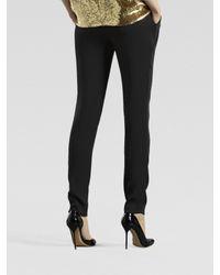 Gucci - Black Silk Jogging Pant - Lyst