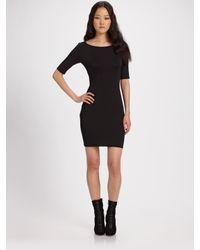 Obakki | Black Clara Open-back Dress | Lyst