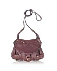 Jérôme Dreyfuss | Purple Twee Mini - Leather Shoulder Bag | Lyst
