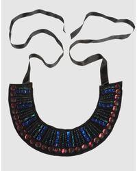Marni   Black Necklaces   Lyst