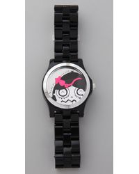 Marc By Marc Jacobs - Black Miss Marc Henry Watch - Lyst