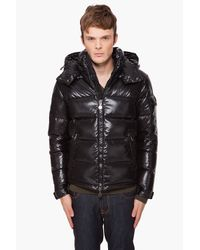Moncler | Black Sancy Jacket for Men | Lyst