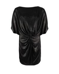 AllSaints - Black Maxina Dress - Lyst