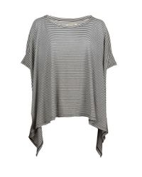 AllSaints | Gray Nate Carine Tee | Lyst