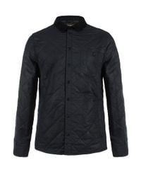 AllSaints | Blue Merritt Jacket for Men | Lyst