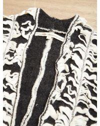 Lauren Manoogian - Black Womens Baby Alpaca Yeti Coat - Lyst