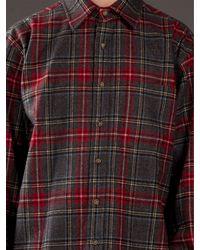 Pendleton | Gray Solo Vintage Fit Shirt Stewart Tartan for Men | Lyst