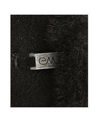 EMU   Black Suede Kingsly Shearling Lined Boots   Lyst