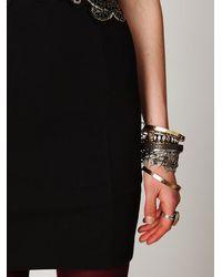 Free People | Black New Delhi Tube Dress | Lyst