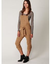 Free People | Natural Americana Sweater Jumper | Lyst