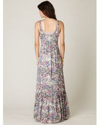 Free People | Multicolor Loving Maxi Dress | Lyst
