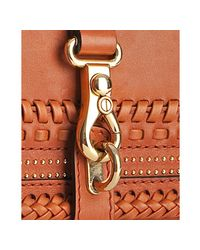 Gucci | Burnt Orange Leather Handmade Medium Shoulder Bag | Lyst