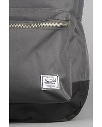 Herschel Supply Co. | The 2 Tone Settlement Bag in Black & Charcoal for Men | Lyst