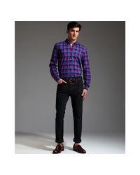 Marc By Marc Jacobs | Washed Black Stretch Denim Stick Fit Skinny Jeans for Men | Lyst