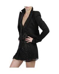 Patrizia Pepe | Black Jacket | Lyst