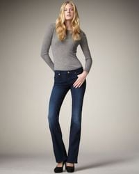 7 For All Mankind | Blue A-pocket Dazzling Drake Jeans | Lyst