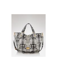 Marc By Marc Jacobs | Multicolor Supersonic Snake Printed Fran Tote | Lyst
